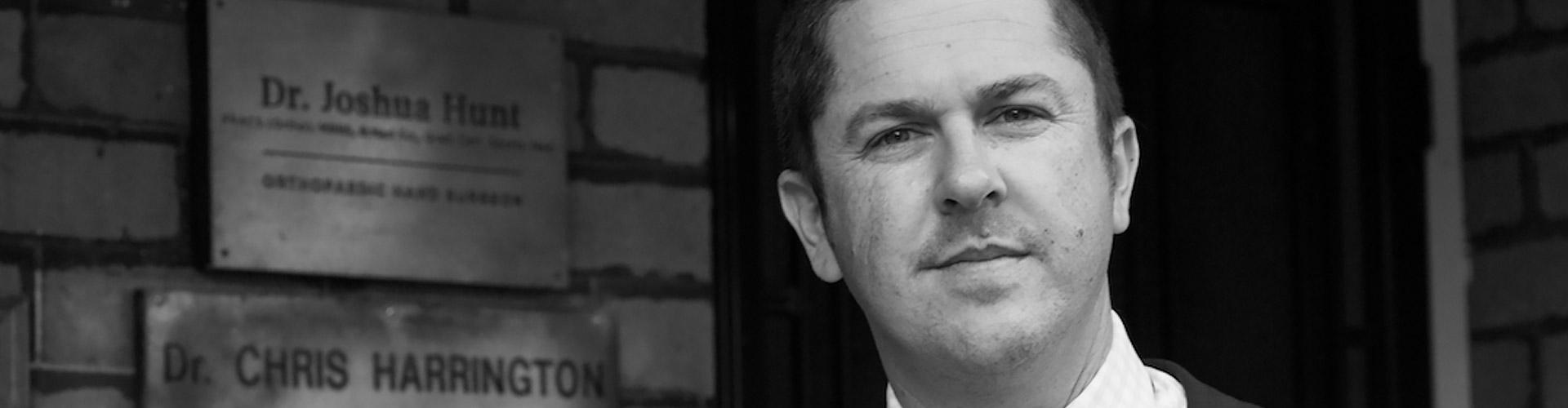 Dr Josh Hunt - Hand Surgeon, Newcastle - Home Slider 1