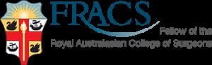 Dr. Josh Hunt - Hand Surgeon, Newcastle - FRACS logo
